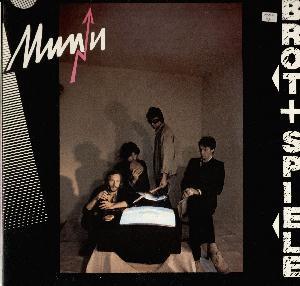 Brot + Spiele  by MUNJU album cover