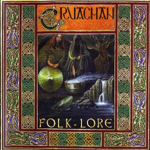 Cruachan Folk-Lore album cover