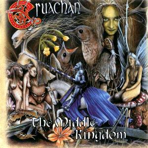 Cruachan - The Middle Kingdom CD (album) cover