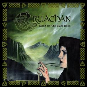 Cruachan - Blood On The Black Robe CD (album) cover