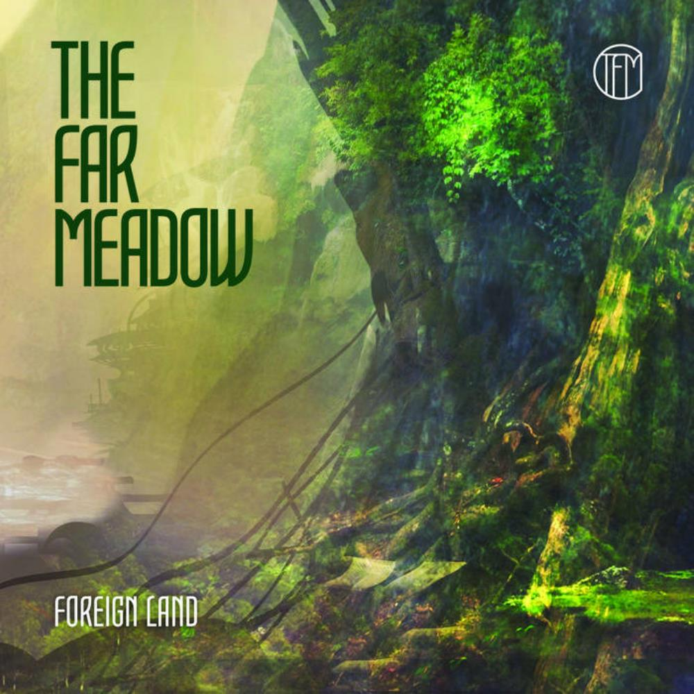 The Far Meadow - Foreign Land CD (album) cover