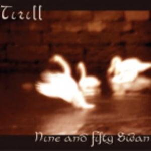 Tirill Nine and Fifty Swans album cover