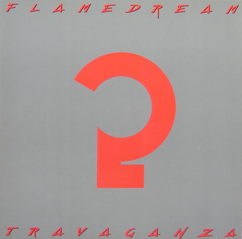 Travaganza by FLAME DREAM album cover