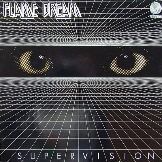 Flame Dream - Supervision  CD (album) cover