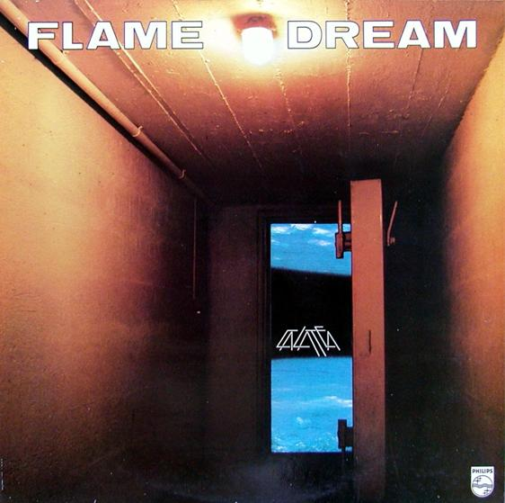 Flame Dream - Calatea CD (album) cover