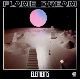 Flame Dream - Elements CD (album) cover