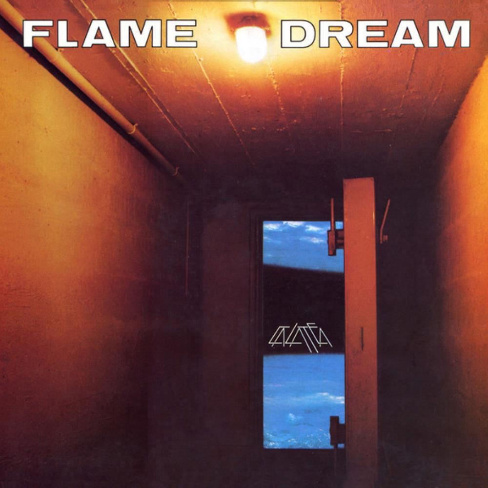 Flame Dream Calatea album cover