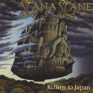 Lana Lane Return To Japan album cover