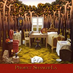 Lana Lane - Project Shangri-La CD (album) cover