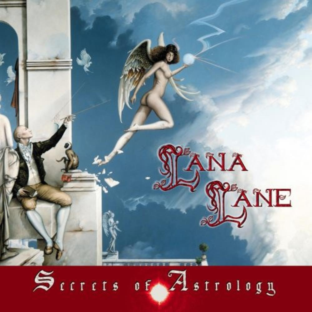Secrets Of Astrology by LANE, LANA album cover