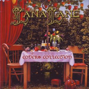 Lana Lane - Covers Collection CD (album) cover