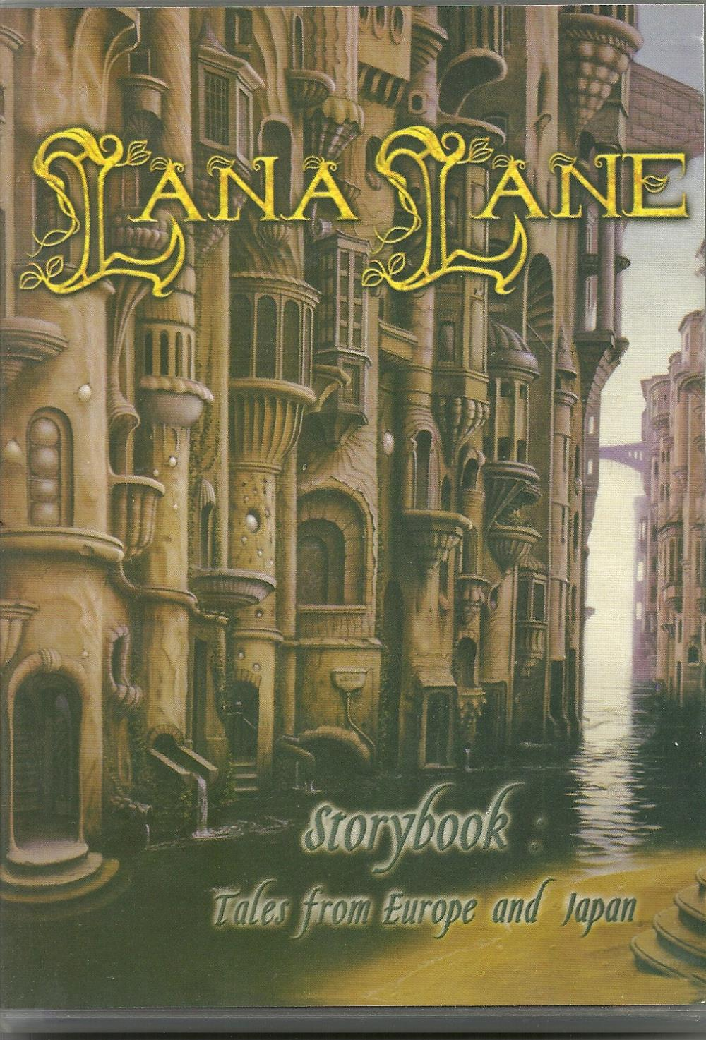Storybook - Tales From Europe and Japan by LANE, LANA album cover