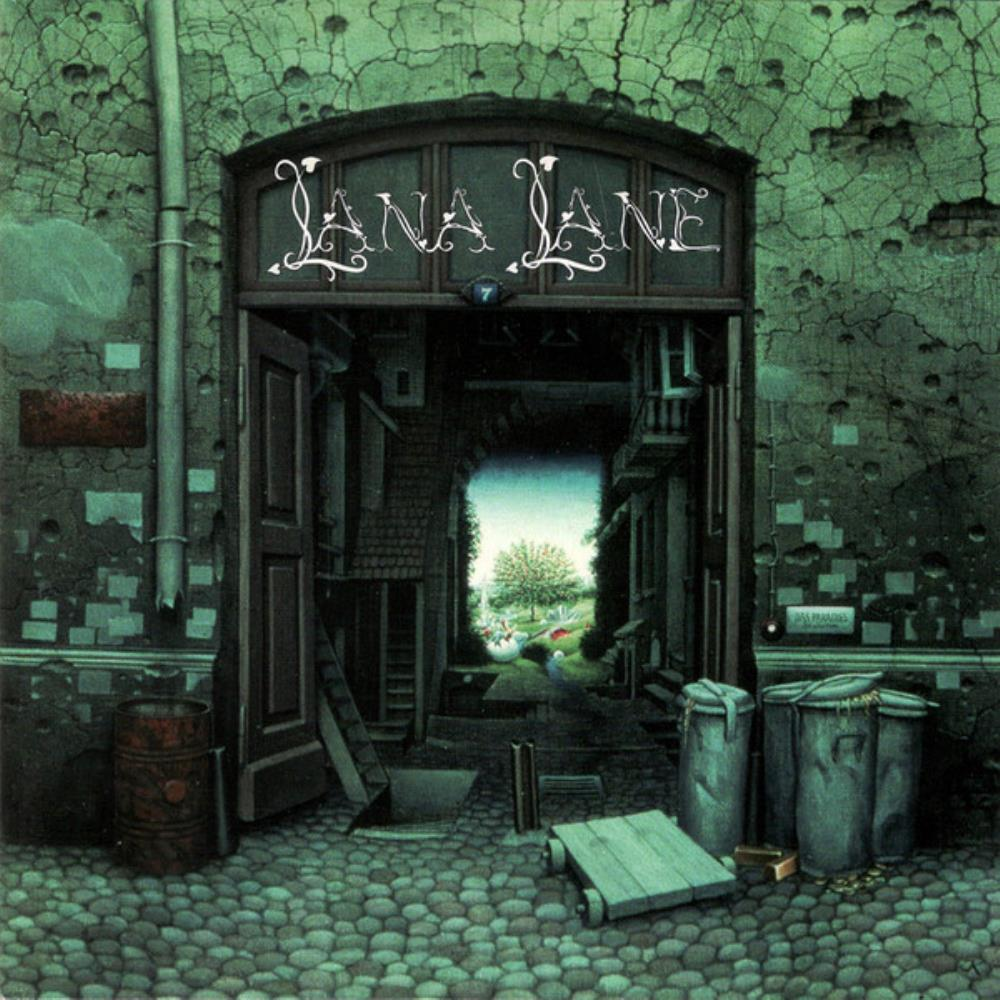 Lana Lane Garden Of The Moon album cover