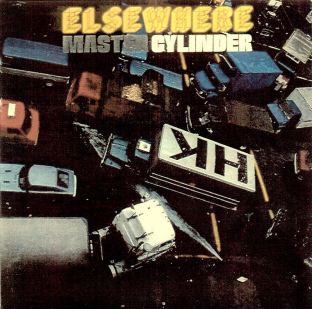 Elsewhere by MASTER CYLINDER album cover