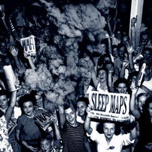 The Stars Against Men by SLEEP MAPS album cover