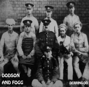 Derring Do by DODSON AND FOGG album cover