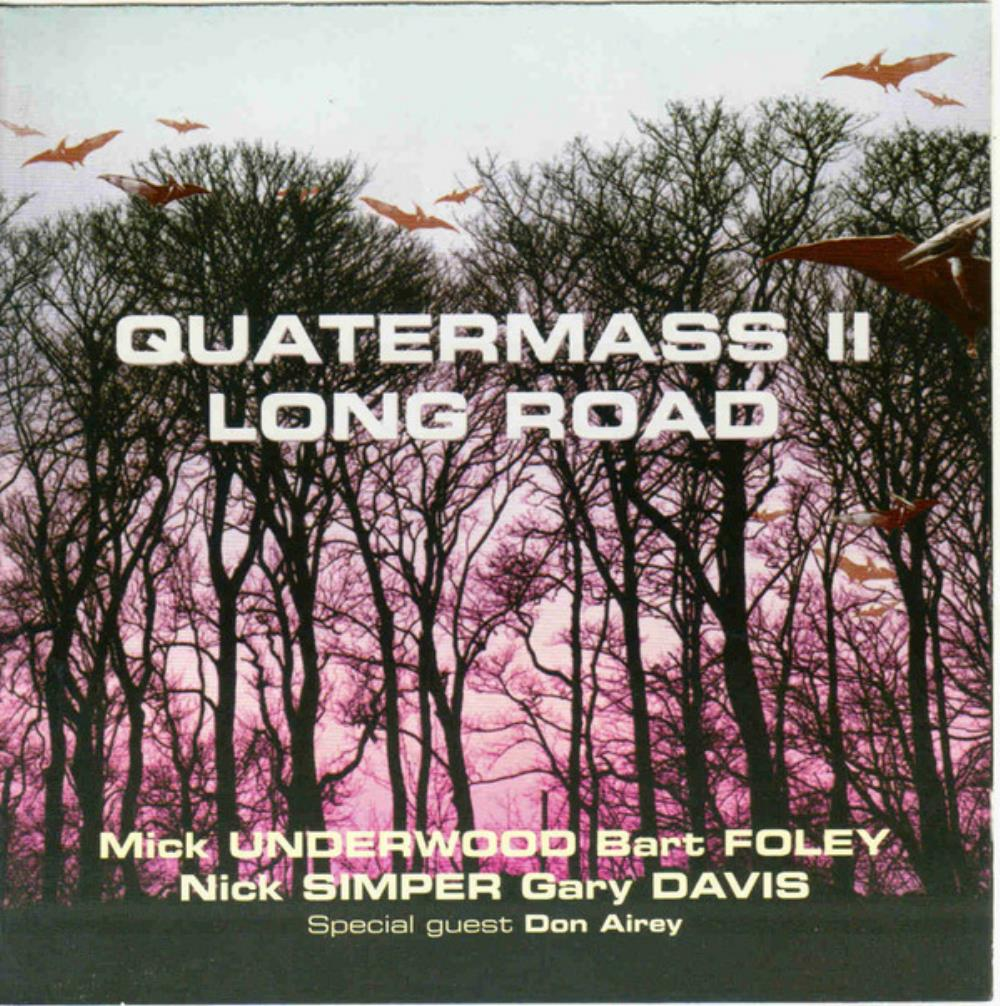 Quatermass Quatermass II: Long Road album cover