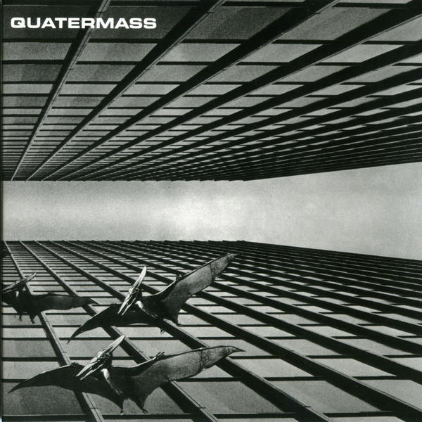 Quatermass - Quatermass  CD (album) cover