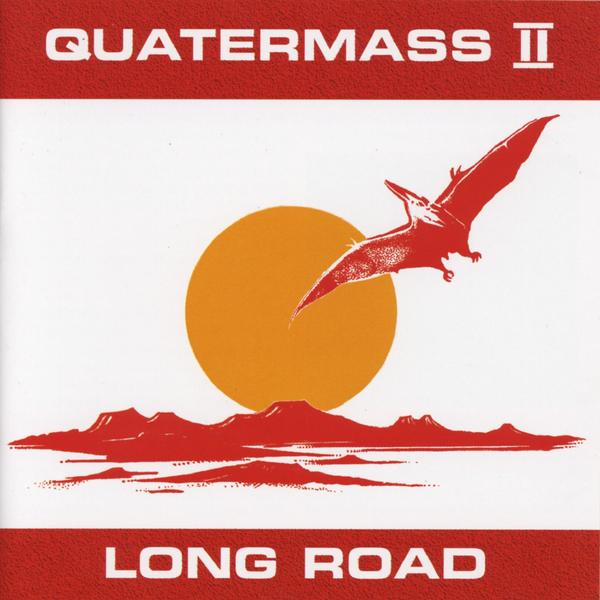 Quatermass The Long Road album cover