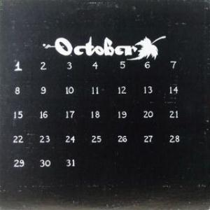 October October album cover