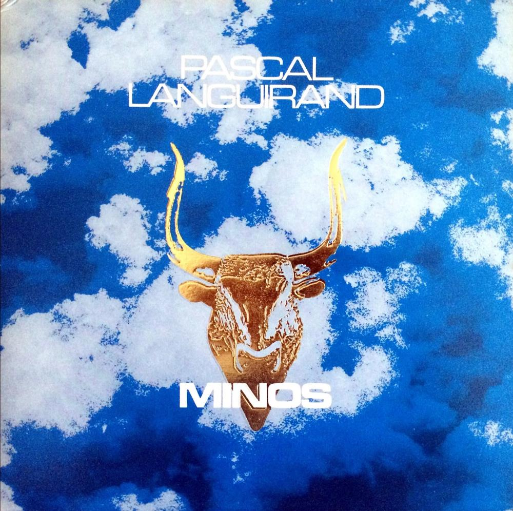 Minos by LANGUIRAND, PASCAL album cover