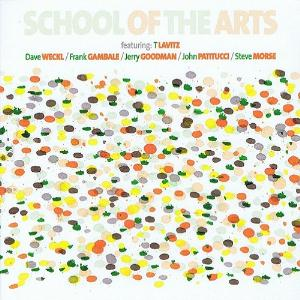 School Of The Arts - School Of The Arts CD (album) cover