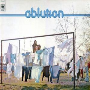 Ablution Ablution album cover