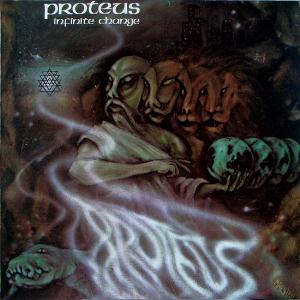 Infinite Change by PROTEUS album cover