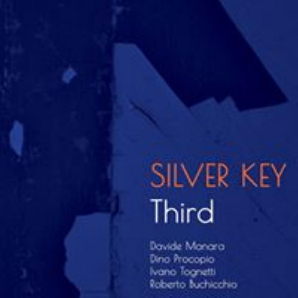 Third by SILVER KEY album cover
