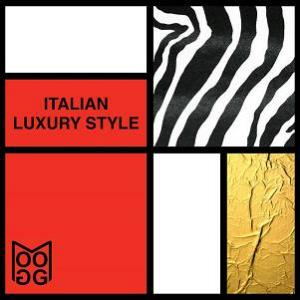 Italian Luxury Style by MOOGG album cover