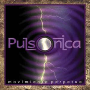 Pulsonica Movimiento Perpetuo album cover