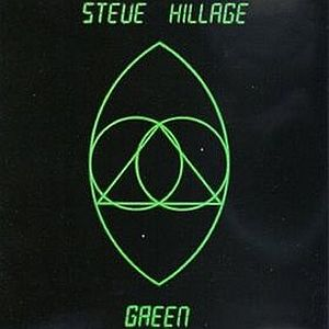 Green by HILLAGE, STEVE album cover