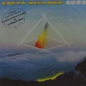 Steve Hillage Aura album cover