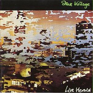 Steve Hillage Live Herald album cover