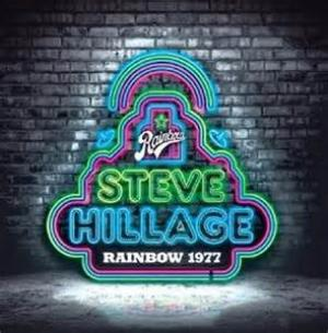 Steve Hillage - Rainbow 1977 CD (album) cover