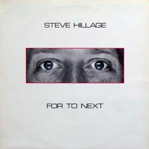 Steve Hillage For To Next album cover