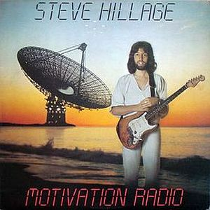 Steve Hillage - Motivation Radio CD (album) cover