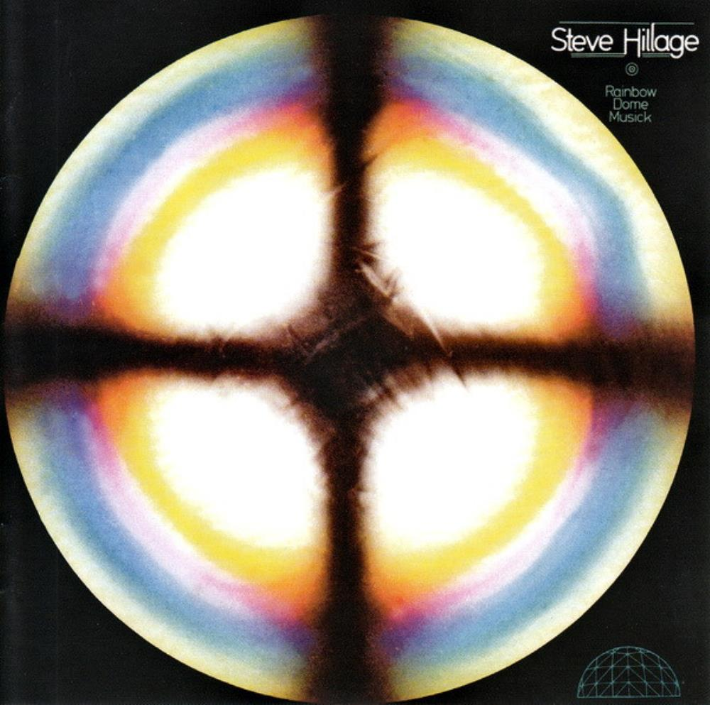 Rainbow Dome Musick by HILLAGE, STEVE album cover