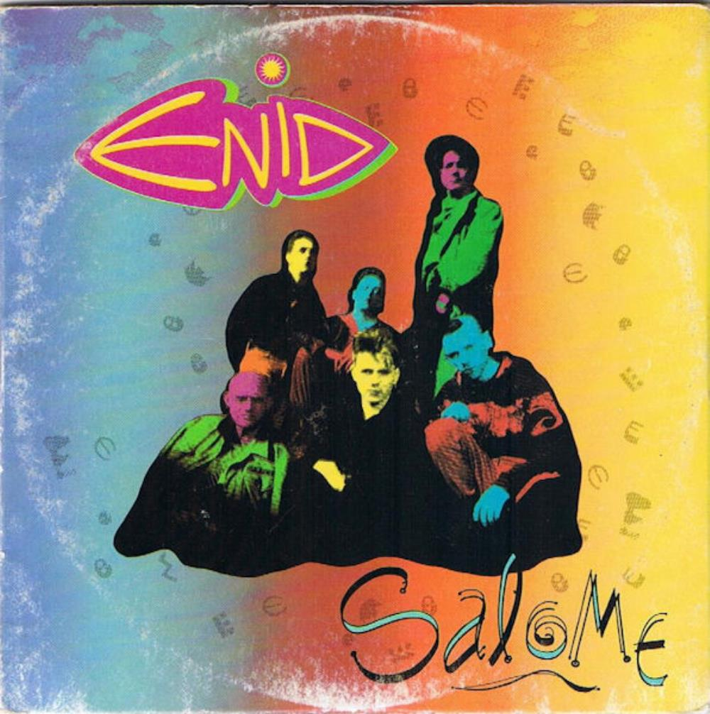 The Enid Salome album cover