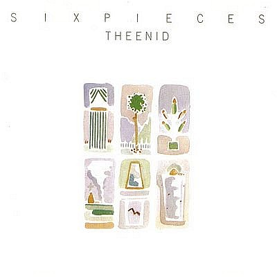The Enid Six Pieces album cover