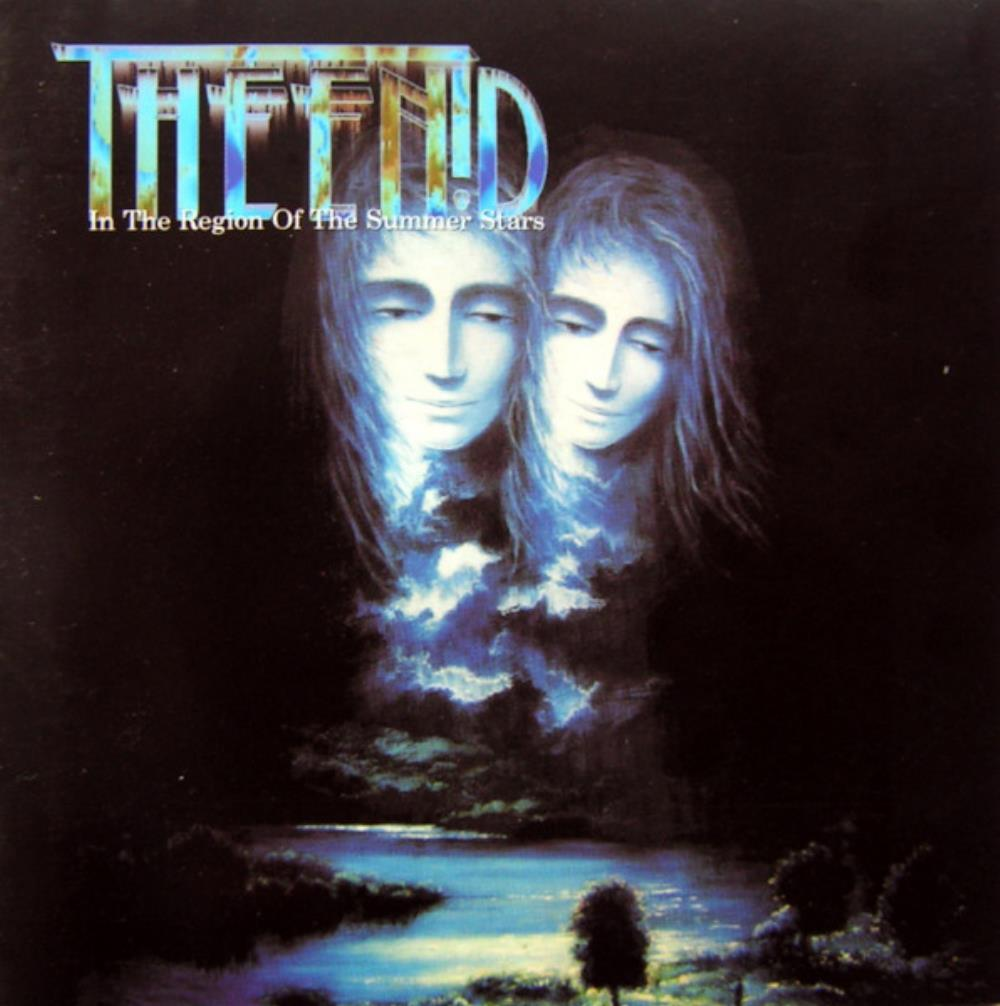 The Enid - In the Region Of The Summer Stars (1984) CD (album) cover