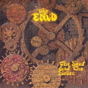 The Enid - The Seed And The Sower  CD (album) cover