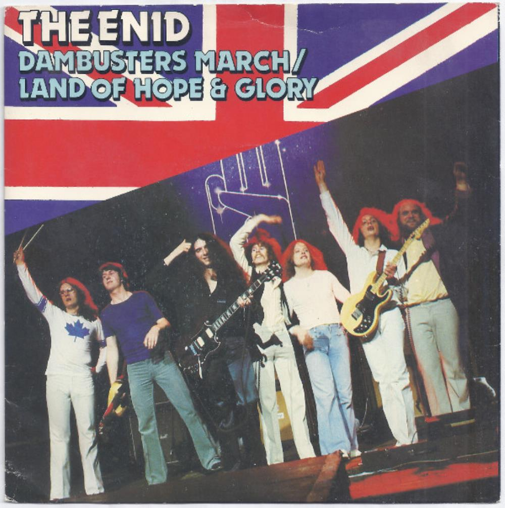 The Enid - Dambusters March / Land of Hope & Glory CD (album) cover