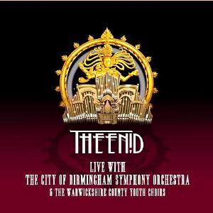 The Enid Live with The City of Birmingham Symphony Orchestra & The Warickshire County Youth Choirs album cover