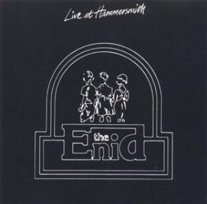 The Enid - The Enid - Live At Hammersmith (Volumes I & II)  CD (album) cover