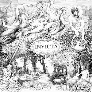 The Enid - Invicta CD (album) cover