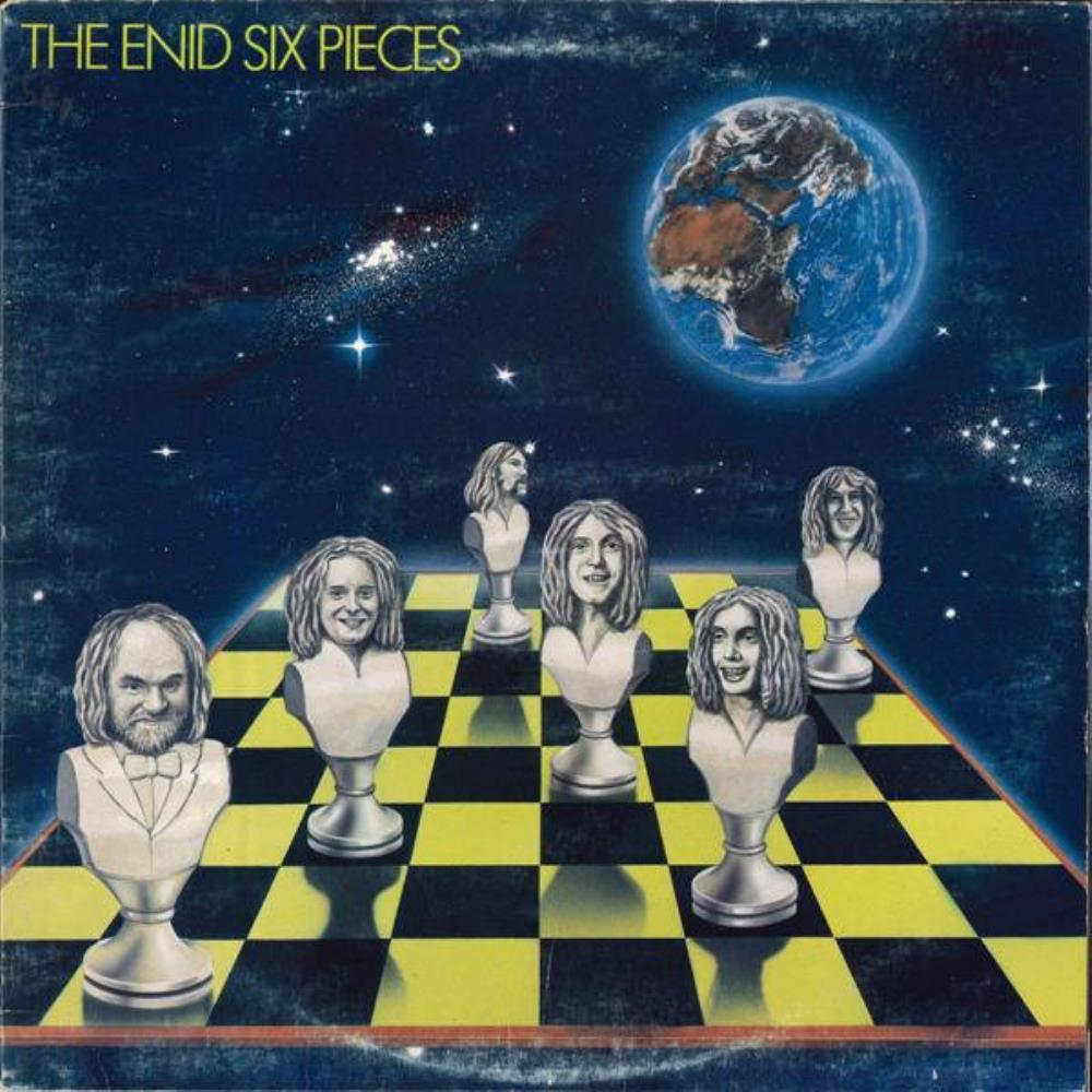 The Enid - Six Pieces CD (album) cover