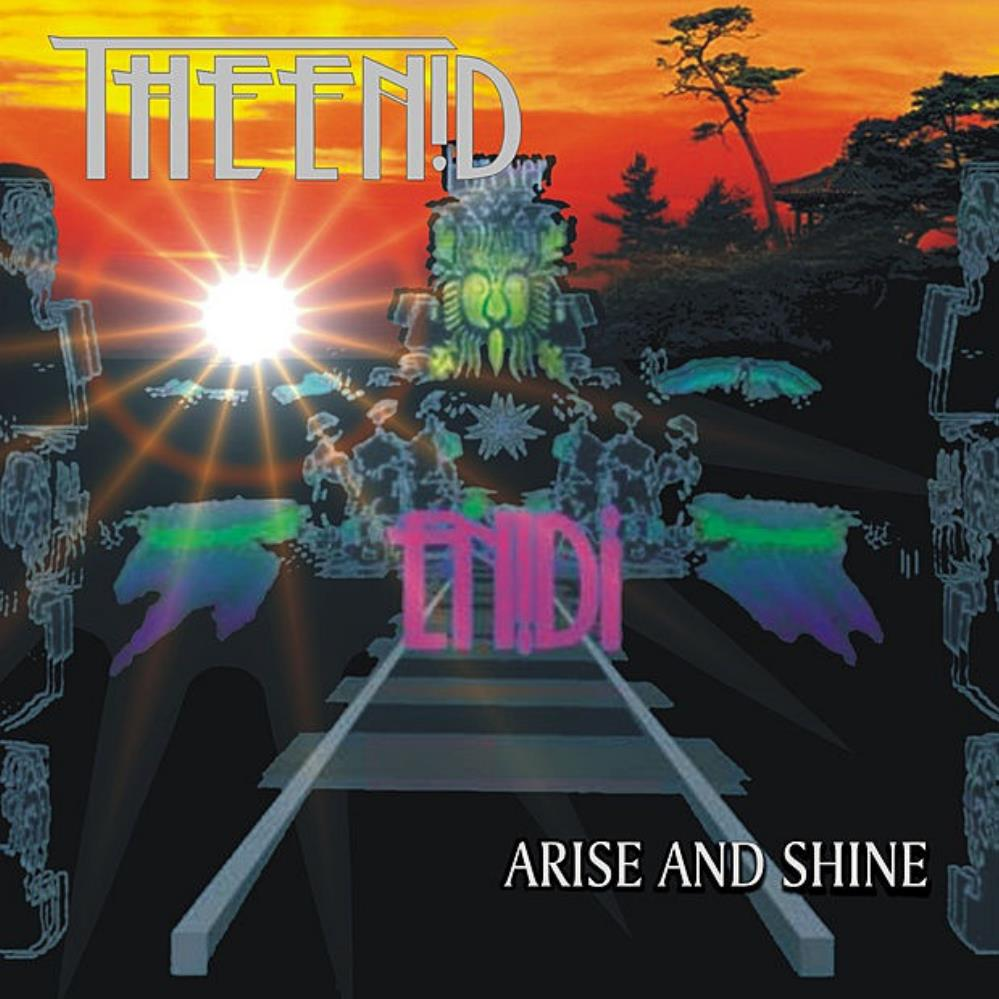 The Enid Arise And Shine album cover