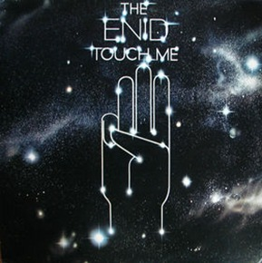 The Enid - Touch Me CD (album) cover