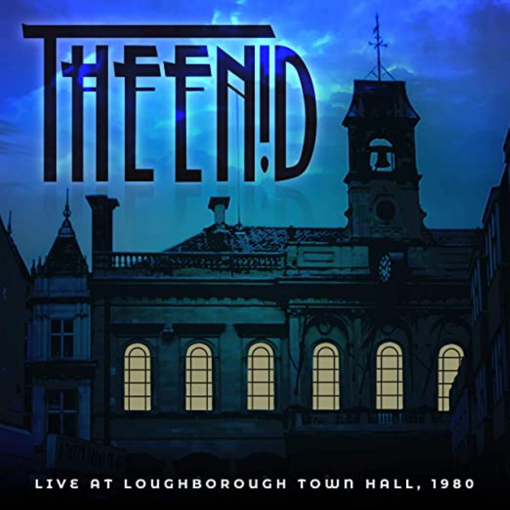 The Enid Live at Loughborough Town Hall, 1980 album cover